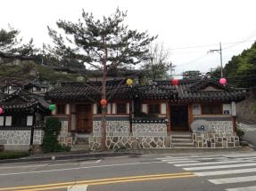 Village Hanok de Séoul