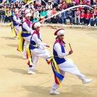 Danse des paysans - Village folklorique