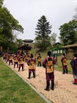 Relève de la garde - Gongsansong