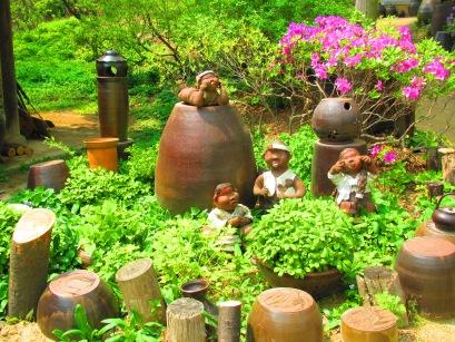 Village folklorique