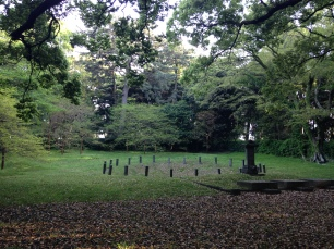 Jeju-shi - Samseonghyeol, les trous mystérieux