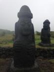 Jeju - les Dolharubang du Stone Park
